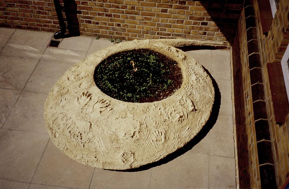 big flowerpot